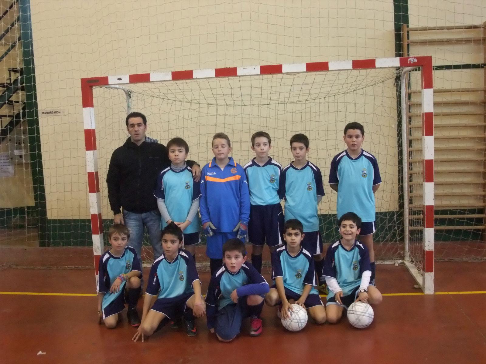 Alevín - Temporada 2010-2011