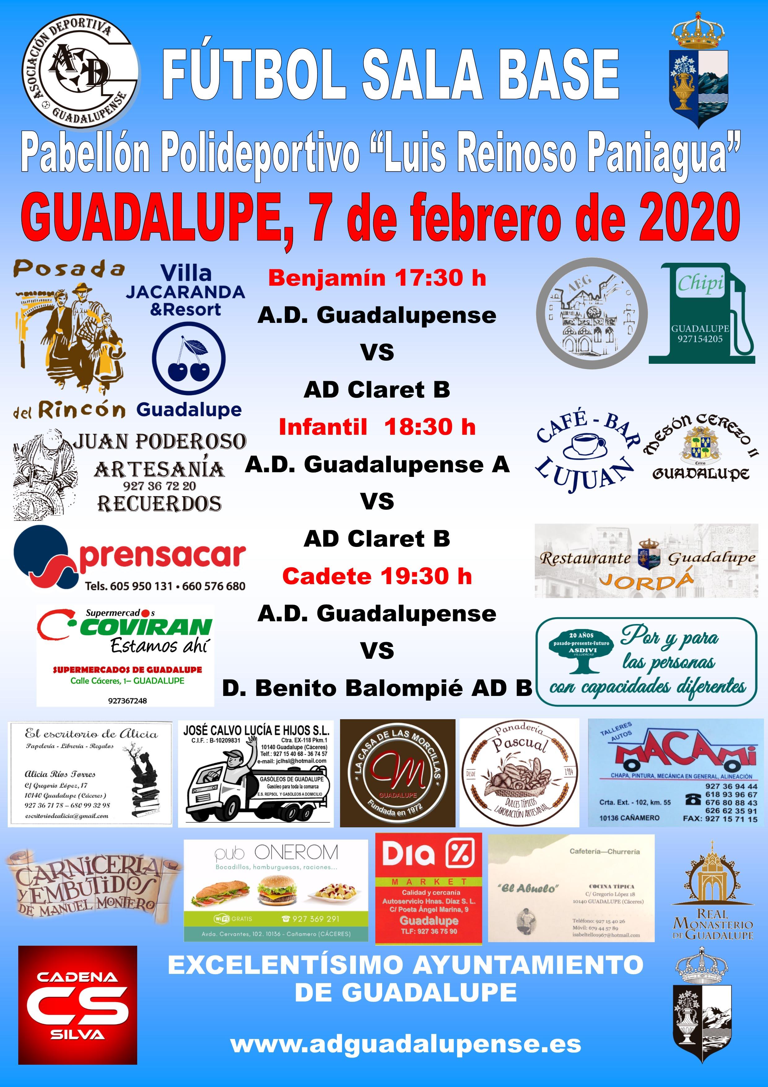 Horarios 7-02-2020