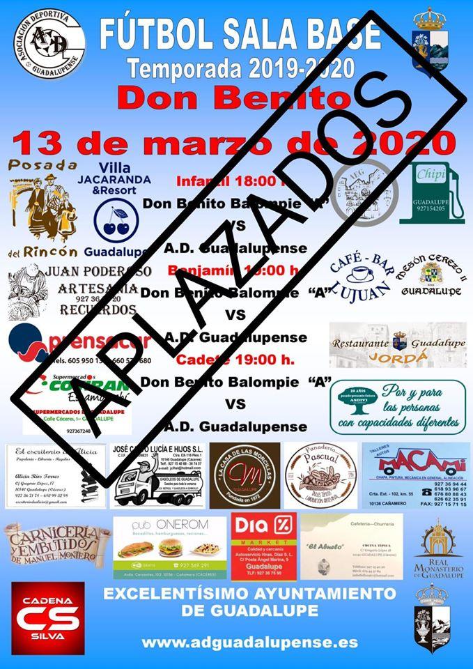 Se aplaza la competición JUDEX 2019-2020 por el coronavirus 1